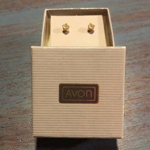 Avon stud earrings